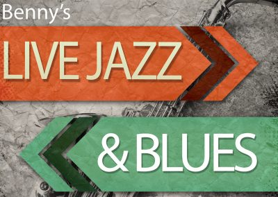 LIVE JAZZ & BLUES