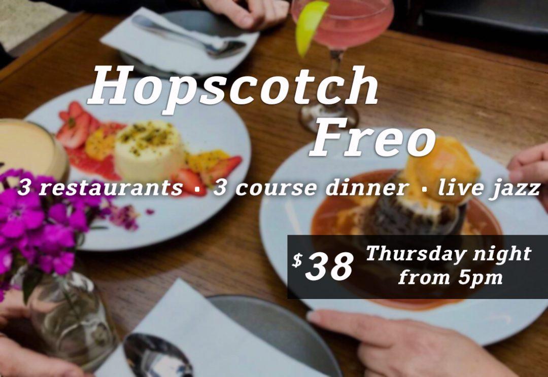 Hopscotch Freo