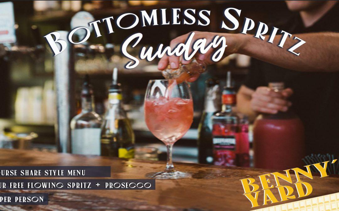 Bottomless Spritz Sundays