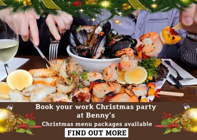 Christmas Party Functions