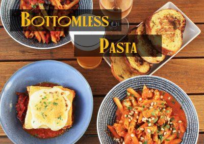 Bottomless Pasta